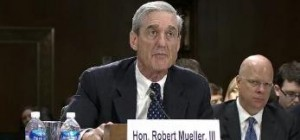 FBI Director Robert Mueller testifies before the Senate Judiciary Committee  Image/Video Screen Shot