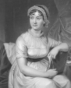 Jane Austen Image Courtesy of the University of Texas Libraries, The University of Texas at Austin