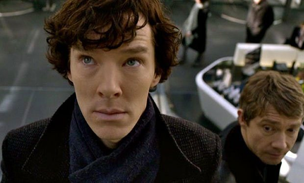 New Sherlock Season 3 Tease From Bbc One Has Benedict