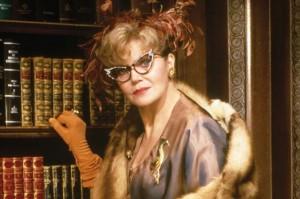 Eileen Brennan as Mrs Peacock in Clue