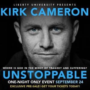Kirk Cameron film Unstoppable