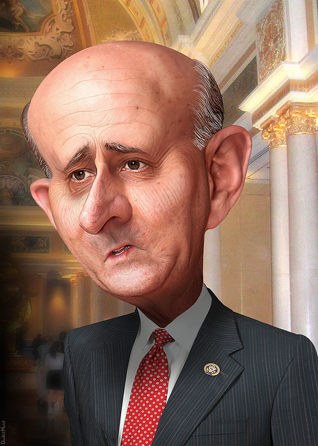 Texas Rep Louie Gohmert Says Obama Administration