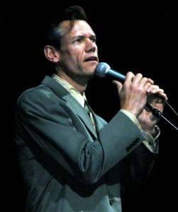 Randy Travis in 2003 photo Gerry J. Gilmore