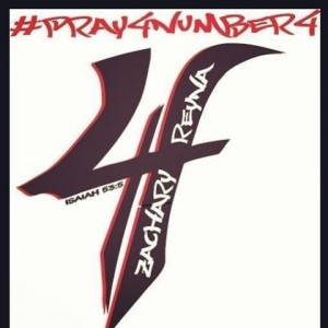 Pray4Number4 Image/Swim above water Facebook page