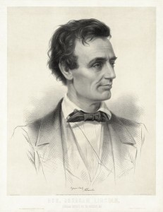 Original work: Thomas Hicks (1823-1890, artist), Leopold Grozelier (1830-1865, lithographer), W. William Schaus (publisher), J.H. Bufford's Lith. (printer) - Restoration: Adam Cuerden