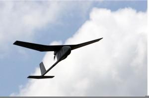 Raven unmanned aerial vehicle (UAV) Image/DOD