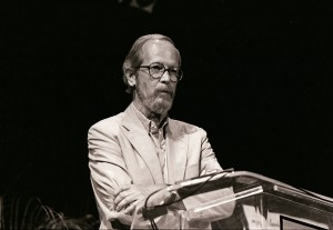 Elmore Leonard, Miami Book Fair International, 1989 MDC archives via wikimedia commons