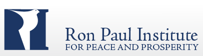Ron Paul Institute Peace and Prosperity