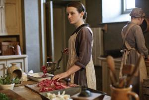 Sophie McShera on 'Downton Abbey'