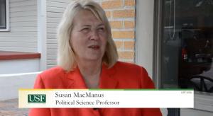 Susan McManus USF