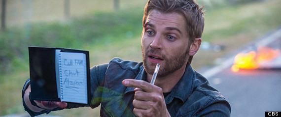 Mike Vogel says the story arcs of season one will wrap up, but offer new questions headed into season two