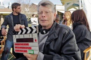 Stephen King is involved with 'Under the Dome' says star Mike Vogel