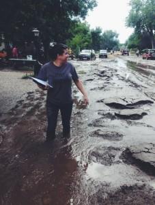 Convoy of Hope relief worker Colorado Flooding 2013