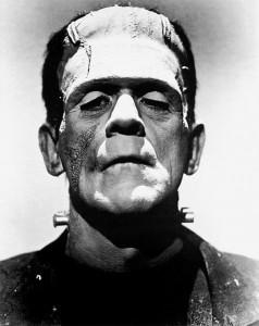Frankenstein's_monster Boris_Karloff