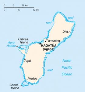 Guam Image/CIA