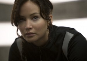 Jennifer Lawrence Hunger Games Catching Fire photo