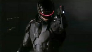 Joel Kinnaman as RoboCop