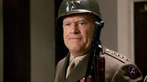 Long gone are his days as 'Fraser' or here as Patton in 'An American Carol,' Kelsey Grammer now joins 'The Expendables 3'
