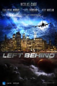 Left Behind reboot movie poster