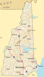 New Hampshire Image/National Atlas of the United States