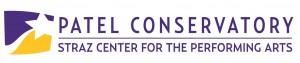 Patel Conservatory logo