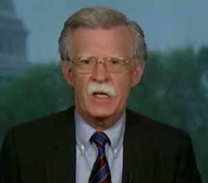 Fmr. Amb. John Bolton Image/Video Screen Shot