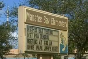 Manatee Bay Elementary Image/Video Screen Shot