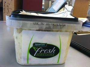 Spartan Fresh Selections American Potato Salad Image/FDA