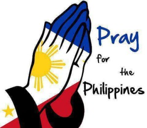 Pray for the Philippines Image/Facebook