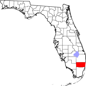 Broward County Florida  Image/David Benbennick