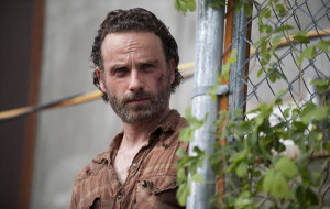 Andrew Lincoln The Walking Dead season 4 episode 3 Rick