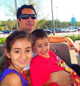 Daniel Castrillon Oregoo two kids killed in murder suicide