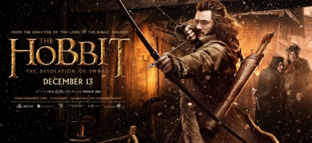 Luke Evans-banners-released-for-the-hobbit-the-desolation-of-smaug