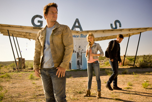 Mark Wahlberg Transformers Age of Extinction photo