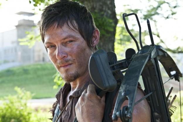 Norman Reedus Walking Dead photo