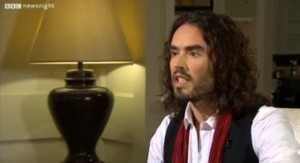 Russell Brand interview socialist revolution