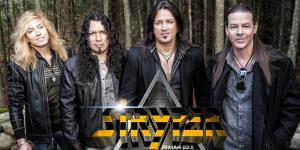 Stryper band photo