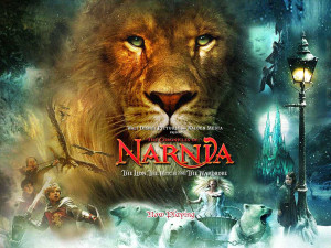The Chronicles of Narnia banner