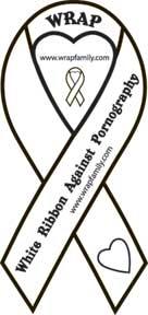 White Ribbon Against Pornography  Image/Morality in Media
