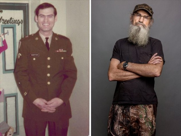 si robertson military-photo-shows-uncle-si-from-duck-dynasty