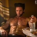 Hugh jackman as Wolverine Days future past