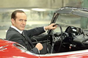 Clark Gregg as Agent Coulson