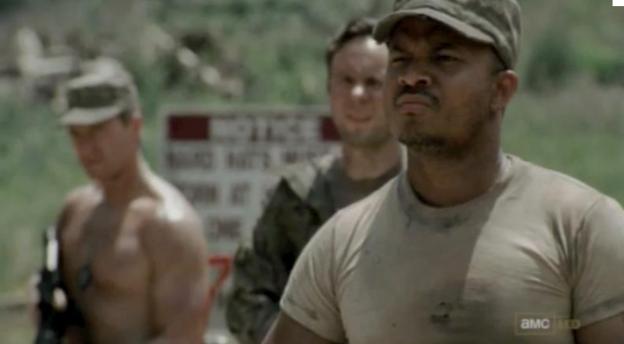 Dwayne Boyd The Walking Dead photo