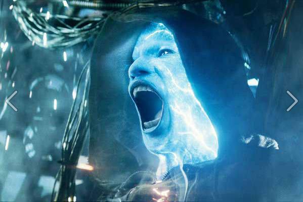 Jamie Foxx Electro photo Amazing Spider-Man 2