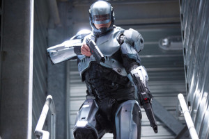 Joel Kinnaman RoboCop photo