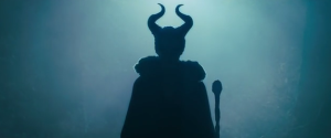 Maleficent shadow photo
