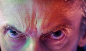 Peter Capaldi Doctor Who photo