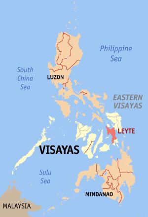 Leyte, Philippines Image/© Eugene Alvin Villar, 2003. (http://commons.wikimedia.org/wiki/User:Seav)