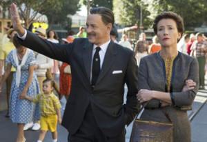 Tom Hanks Emma Thompson Saving Mr Banks photo