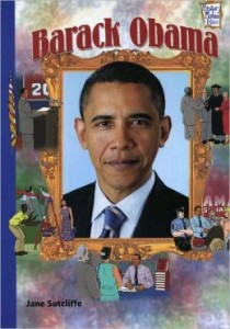 barack Obama by Jane Sutcliffe book